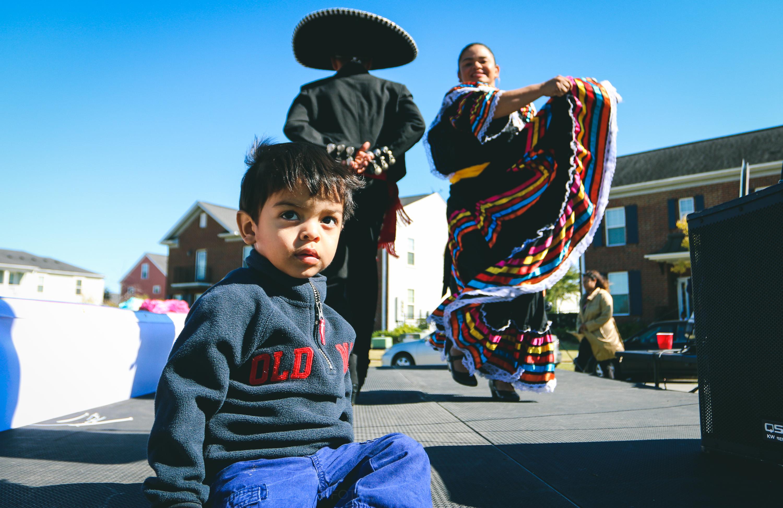 Dia De Los Muertos Block Party